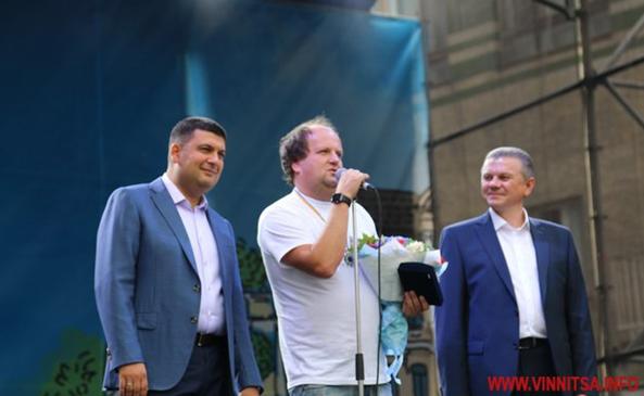 Бронюк агітував за політсилу Володимира Гройсмана, а тепер створює конкуруючий локальний проєкт. Чи не такий вже й конкуруючий?