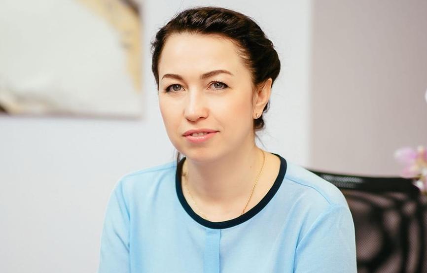 Голова Держкіно Марина Кудерчук (фото: detector.media)