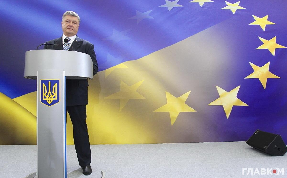 Президент України Петро Порошенко (фото: Станіслав Груздєв, Главком)