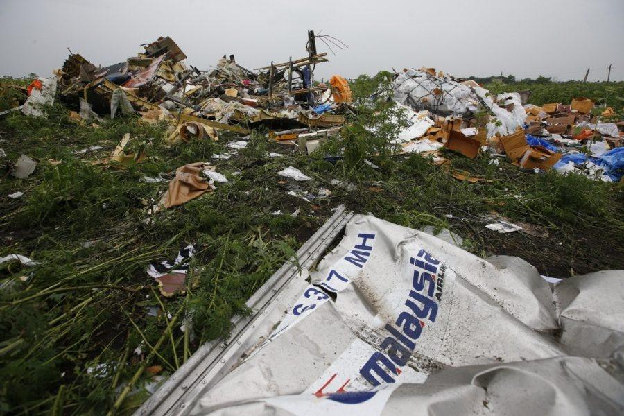 Катастрофа МН-17 (фото з відкритих джерел)
