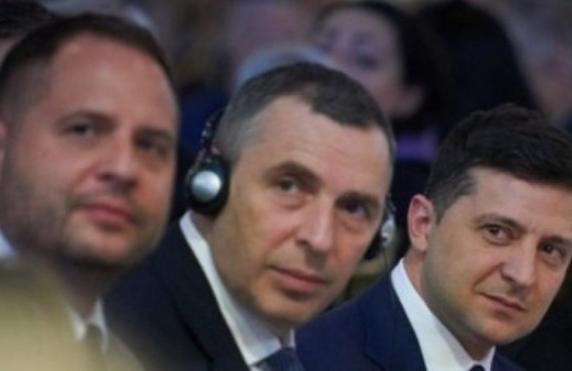 Глава Офісу президента Андрій Єрмак та перший помічник президента Сергій Шефір, не мали жодного політичного досвіду. Але обидва тепер причетні до прийняття всіх ключових рішень у державі