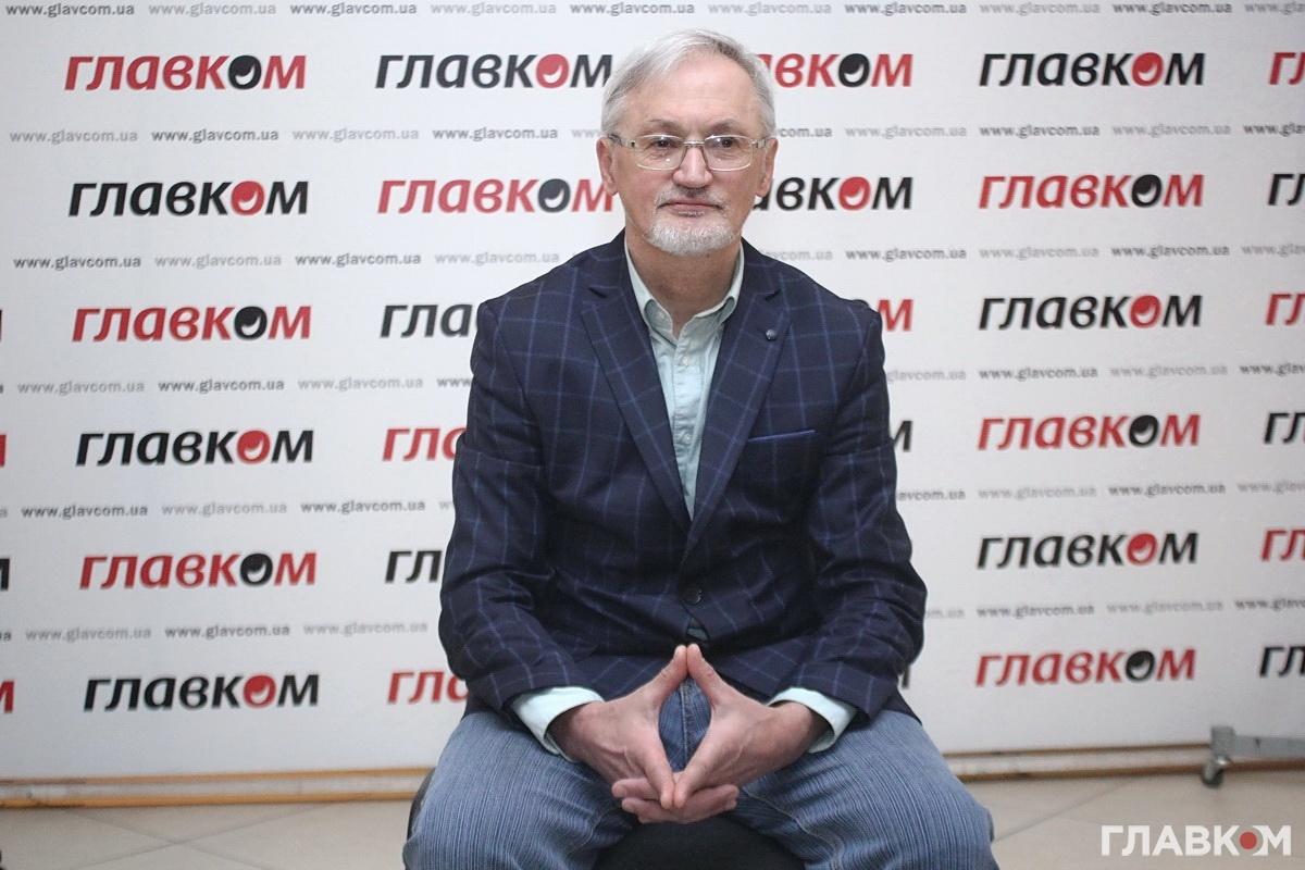 Журналіст Тарас Марусик