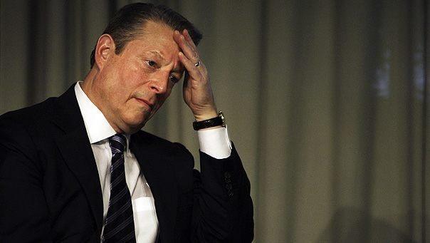 Перша спроба створення українсько-американської міждержавної комісії, яка відома більше як комісія Кучма-Гор. На світлині віце-президент США Альберт Гор (фото: Fox News)