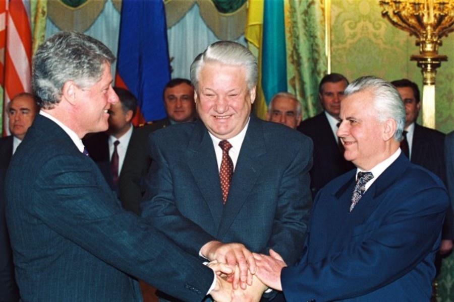 5 грудня виповнилося 23 роки з дня підписання сумнозвісного Будапештського меморандуму