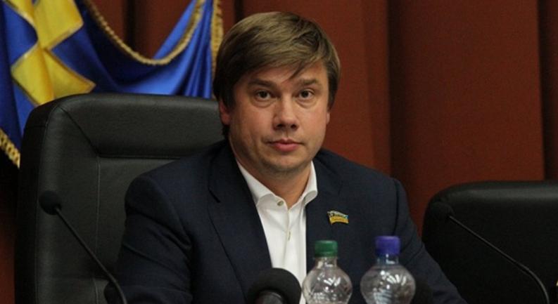 Олександра Біленького («Довіра») знову обрано на посаду голови Полтавської облради