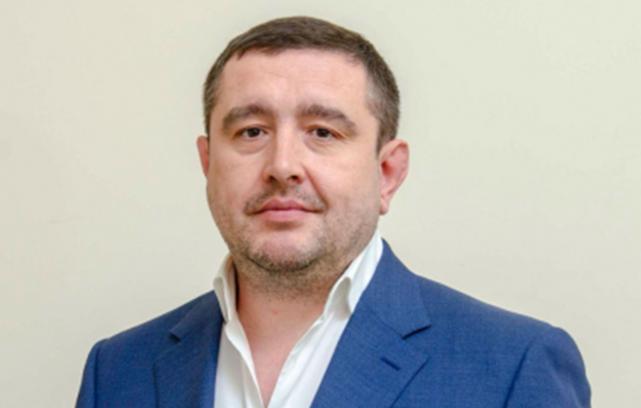 Одеську облраду з боями очолив підприємець Григорій Діденко