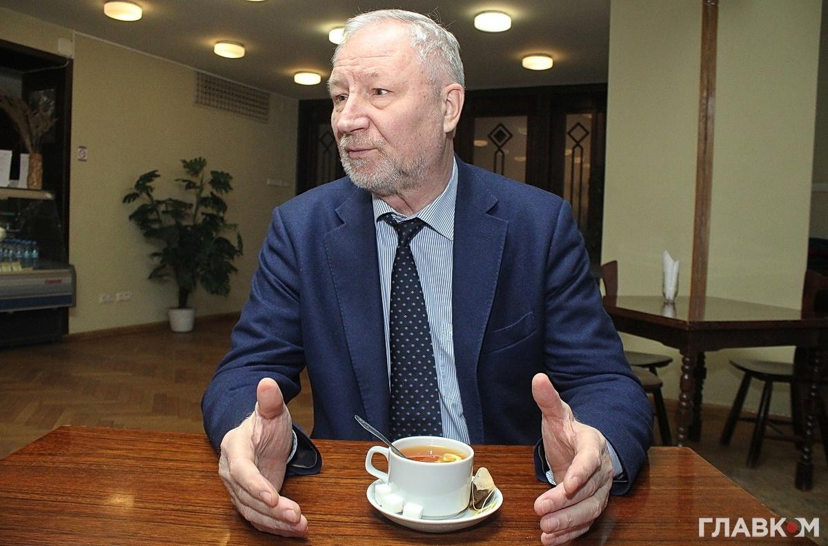 Генерал СБУ Володимир Тимошенко