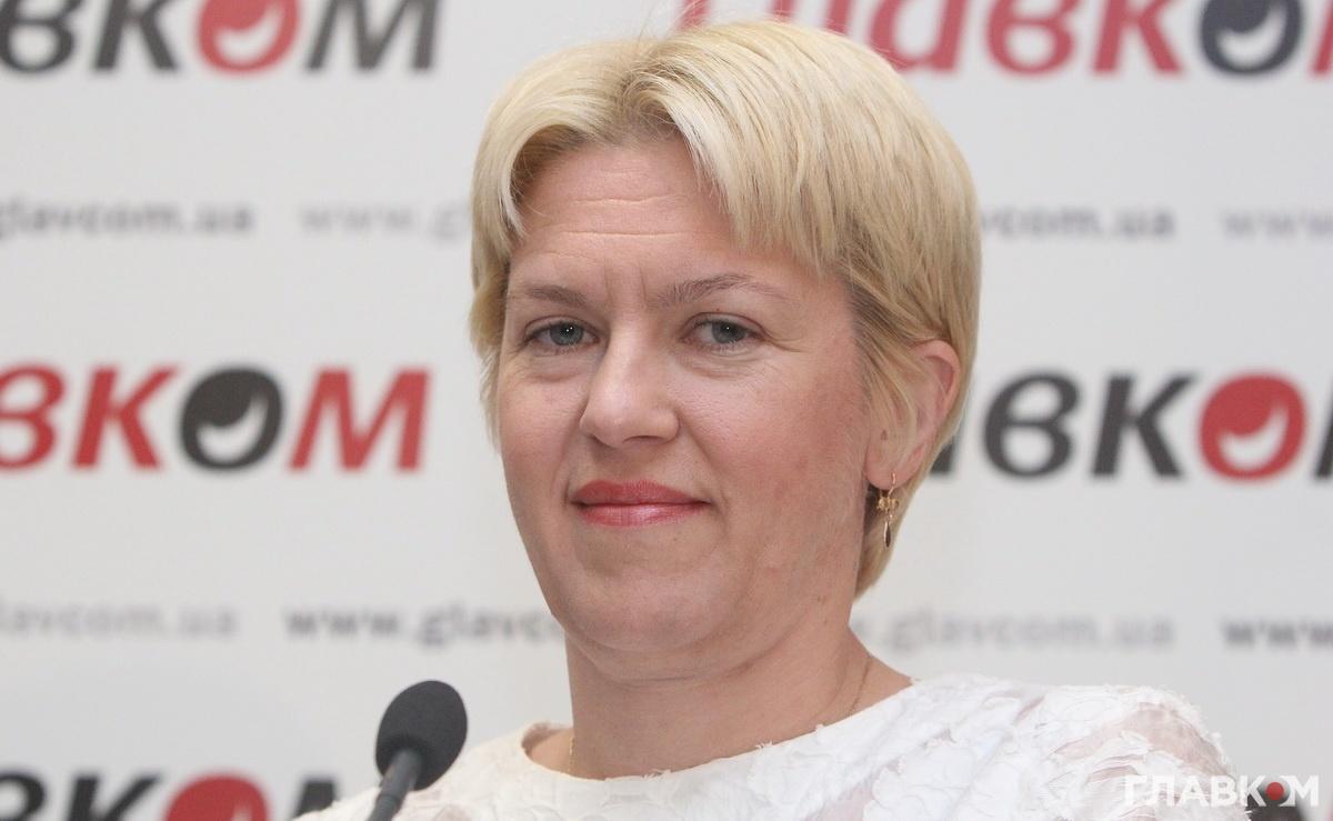 Гендиректор аеропорту «Львів» Тетяна Романовська