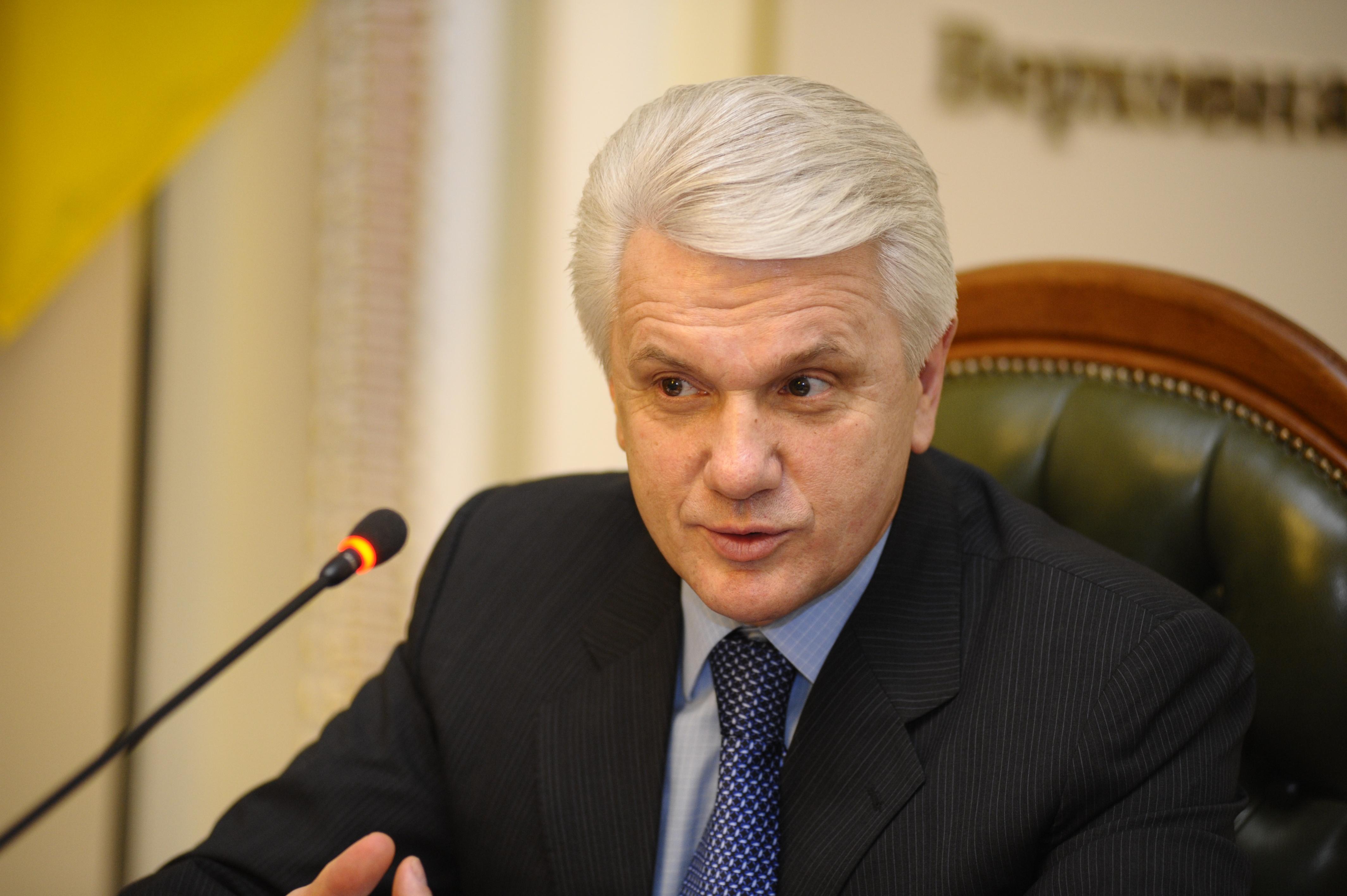 Володимир Литвин (фото: zn.ua)