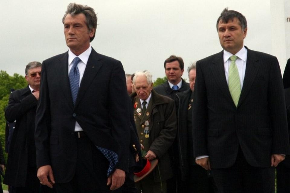 У 2004-му Аваков зробив правильну ставку на Ющенка, але згодом їхні шляхи розійшлись