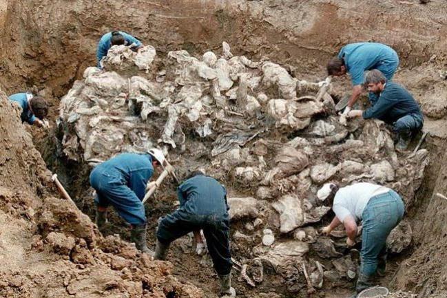 Різанина в Сребреніці коштувала життя восьми тисячам цивільних