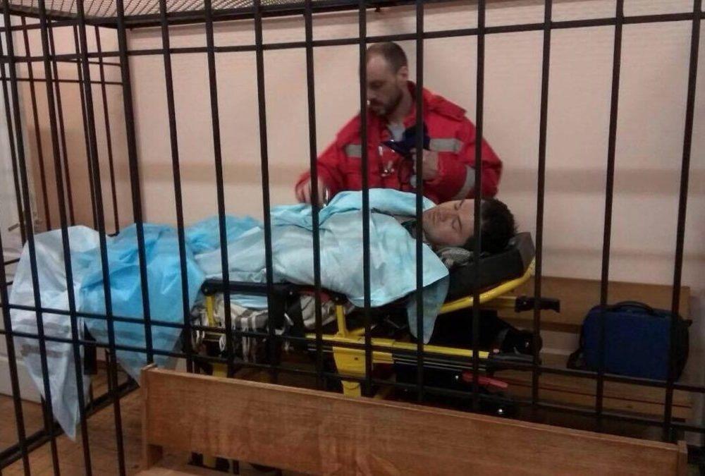 На початку березня лікарі діагностували у Насірова інфаркт міокарда (який не підтвердився; сам чиновник зазначив, що у нього діагностували гіпертонічний криз і передінфарктний стан, а пізніше виявили онкологію)