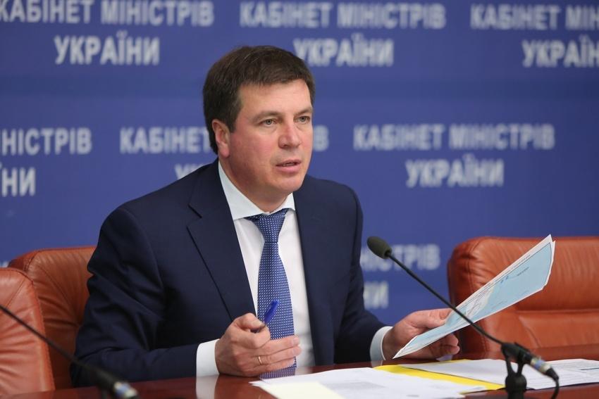 Віце-прем'єр - міністр регіонального розвитку, будівництва та ЖКГ Геннадій Зубко