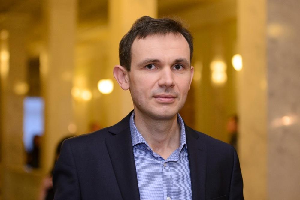 Нардеп від «Самопомочі» Олег Лаврик – партійний касир?