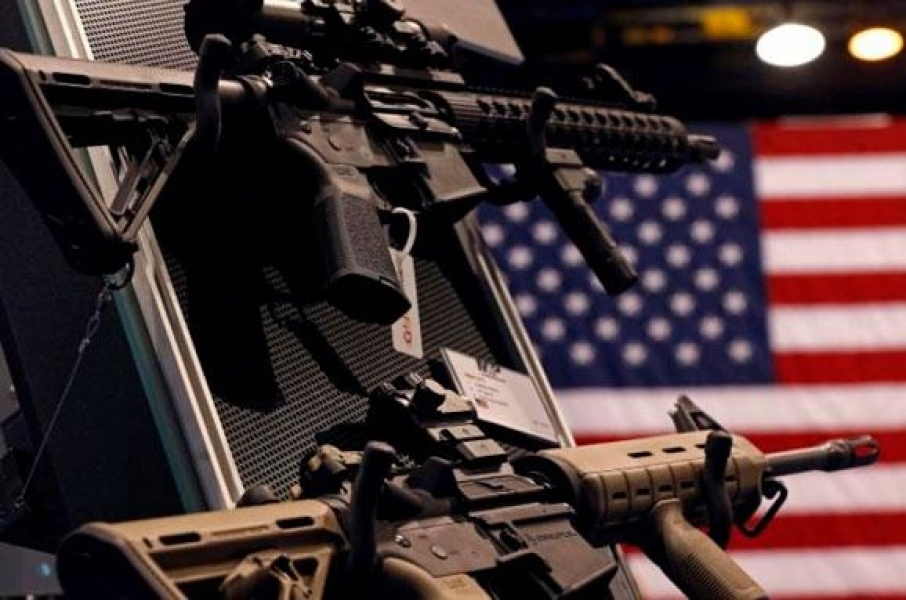Ринок американської зброї (фото: thefiscaltimes)