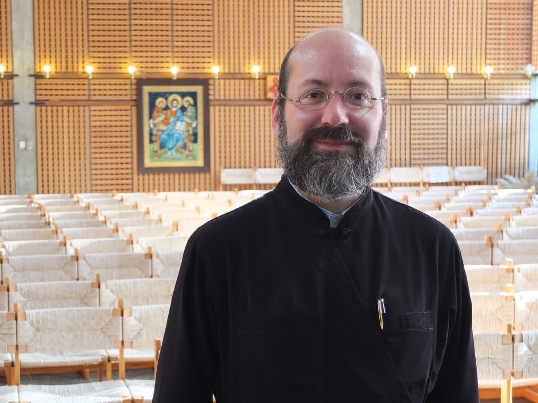 Архієпископ Тельміський Іов (фото: orthodoxie.com)