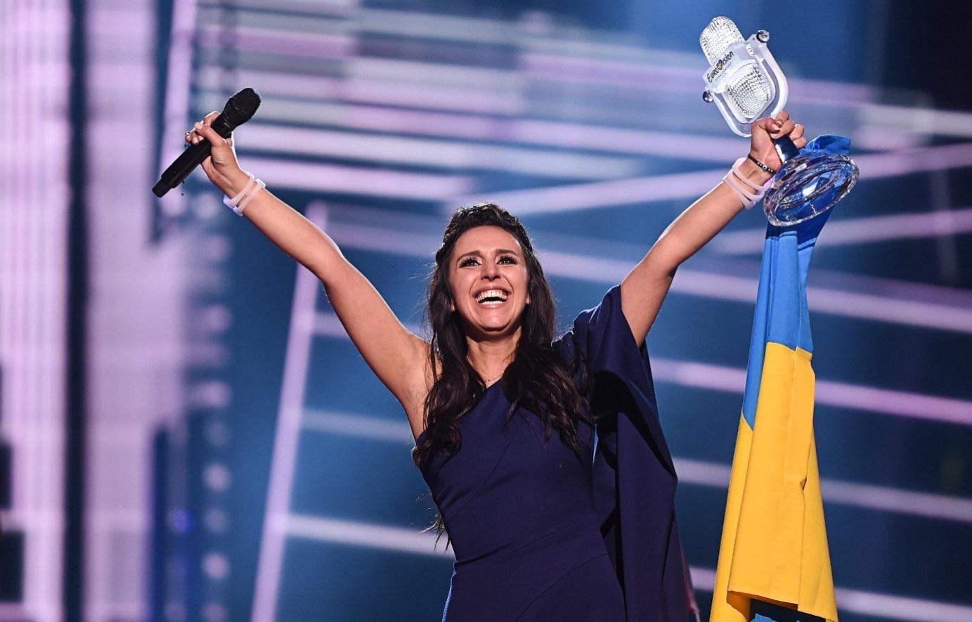 Джамала перемогла на «Євробаченні» у 2016 році з піснею про тяжку долю кримських татарів