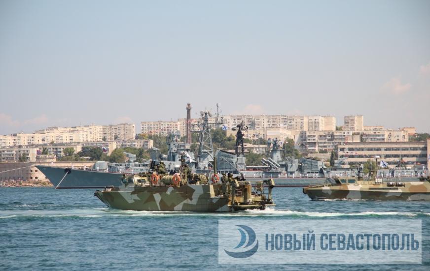 Минулого року окупаційна влада у Севастополі з пафосом відсвяткувала День військово-морського флоту РФ
