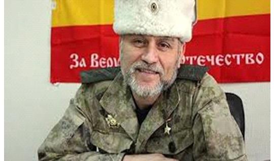 Польовий командир на псевдо «Рим» (Гайдей А.П.)