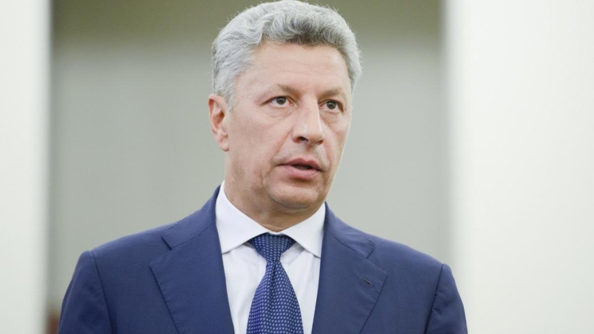 Юрій Бойко (фото: прес-служба Опозиційного блока)