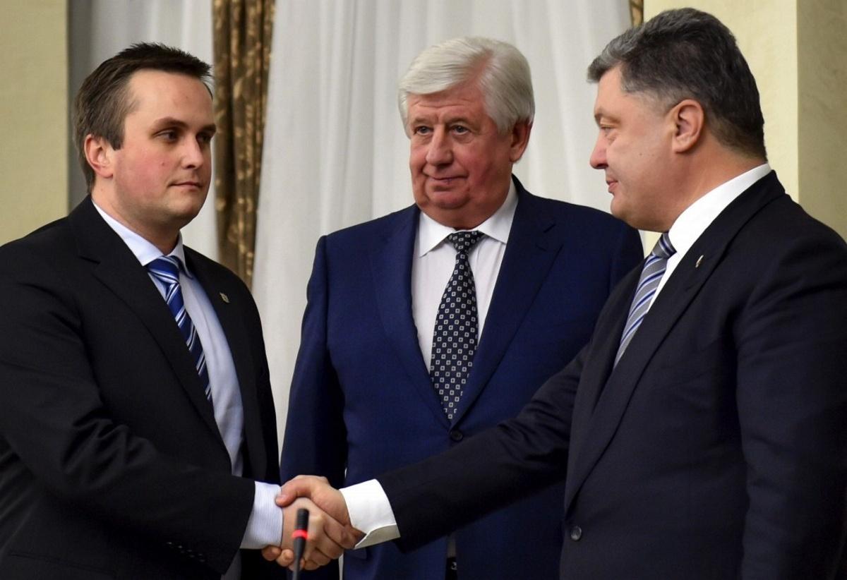 Призначення Назара Холодницького антикорупційним прокурором (фото: Укрінформ)
