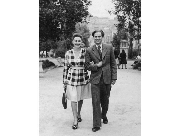 Дмитро Луценко з дружиною Тамарою