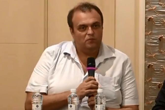 Керівник «Черкаситеплокомуненерго» Павло Карась на зустрічі Європейської Бізнес Асоціації