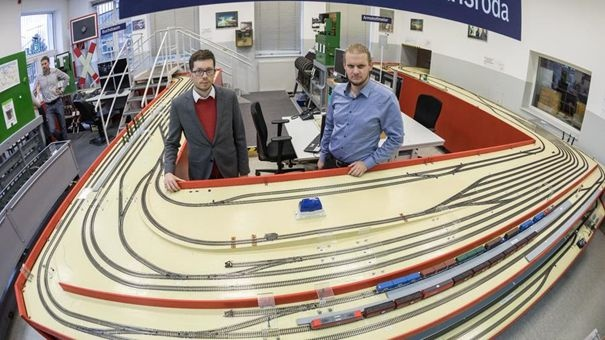В симуляційній зоні німецьких залізниць (Deutsche Bahn) відпрацьовують можливі кібератаки на залізничні мережі