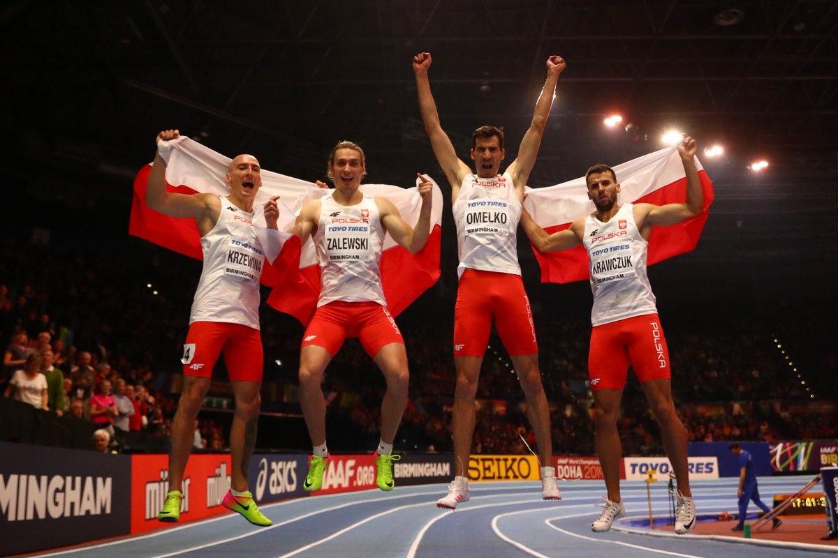 Так виглядала збірна команда сусідньої Польщі