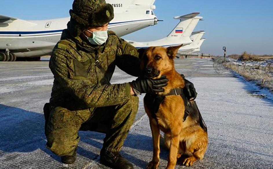У Нагірний Карабах тепер приходить Росія. Десятки військових літаків країни-агресорки перекидають своїх «миротворців» на Кавказ