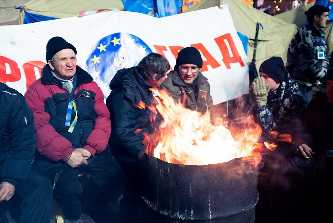 Євромайдан (фото Сергія Моругіна)