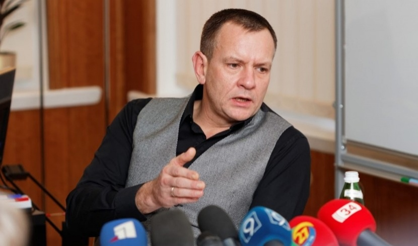 Дмитро Погребов – син друга Коломойського?