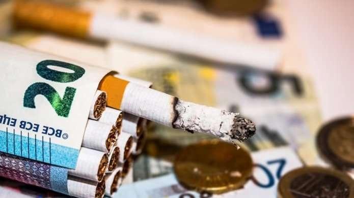 Загальне підняття ціни на пачку цигарок у 2019 році може скласти 7–8 гривень