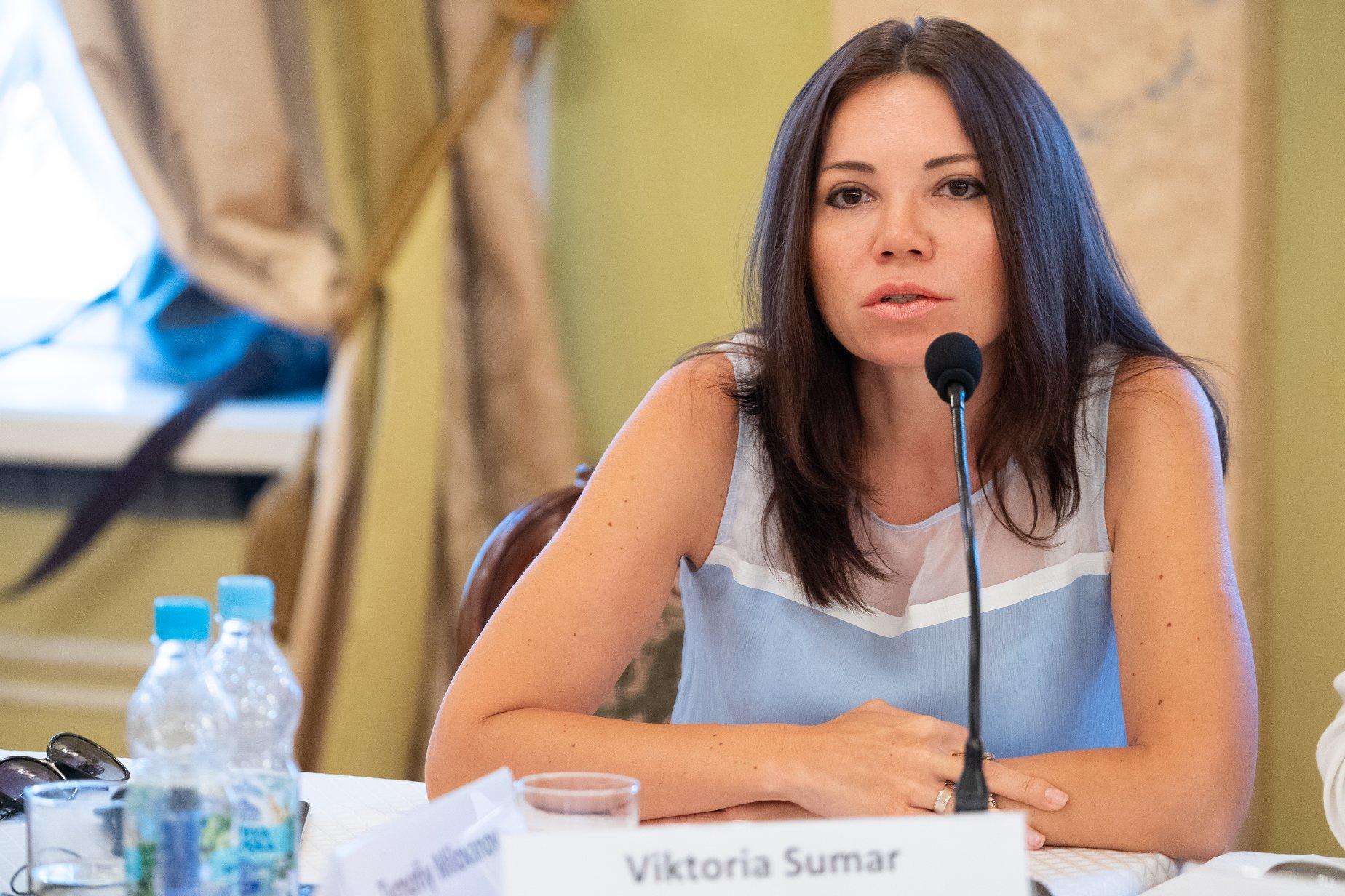 Вікторія Сюмар (фото: facebook)