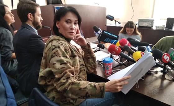 Марусю Звіробій, яку висунула «ЄС», звинувачували в погрозах на адресу Володимира Зеленського