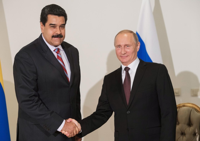 Мадуро: Я захоплююсь Путіним, він- посланець миру