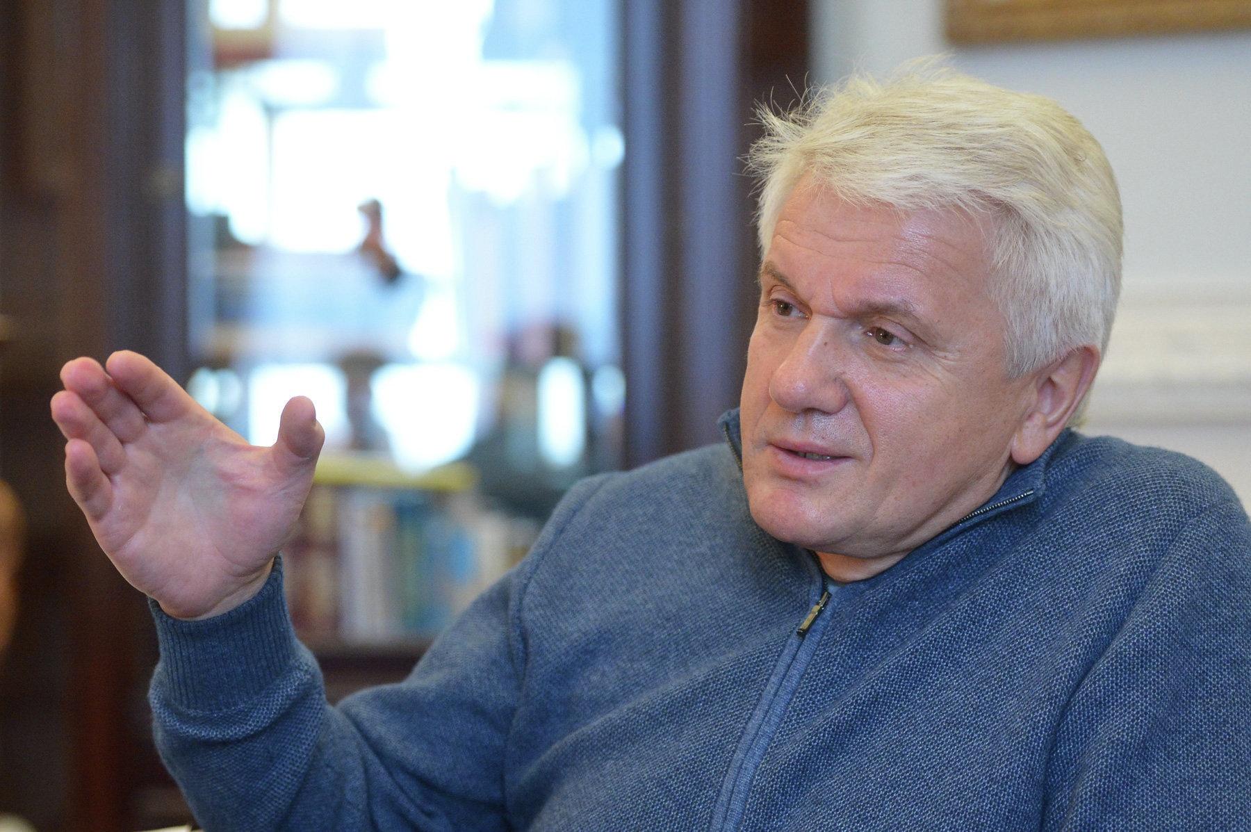 Володимир Литвин (фото: rian.com.ua)