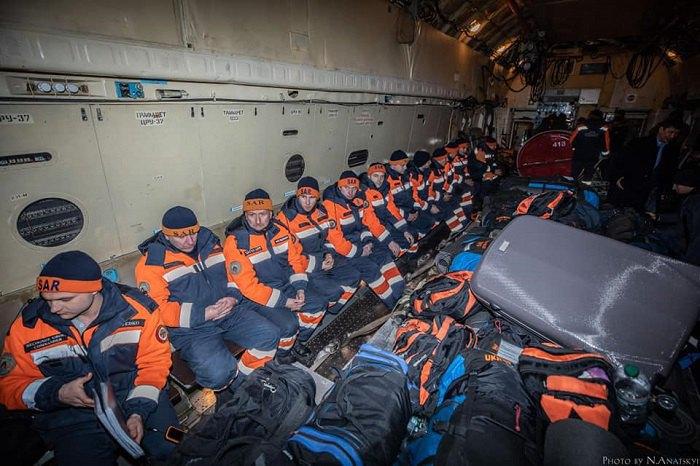 Українські рятувальники прибули до Ірану для спільного розслідування катастрофи літака МАУ. 9 січня 2020 року