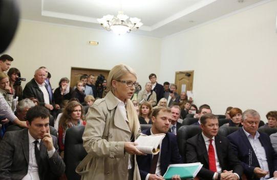 Тарифна тема: Олег Ляшко опинився в тіні Тимошенко, але на суди проти НКРЕКП ходить слідом за конкуренткою