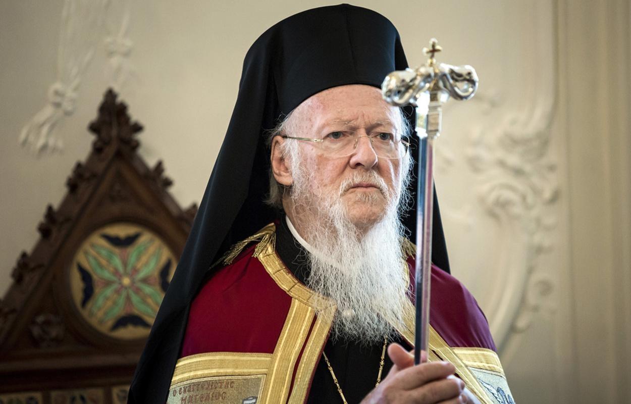 Вселенський патріарх Варфоломій (фото з відкритих джерел)