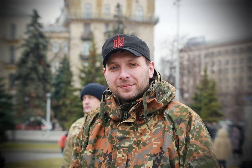 Володимир Парасюк (фото: facebook)