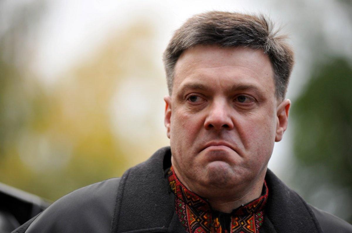 Олег Тягнибок (фото: lenta-ua.net)