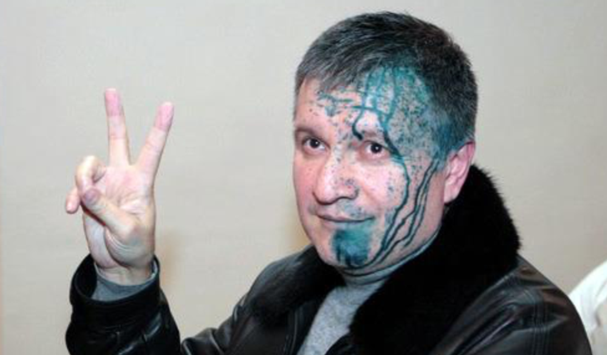 «Зеленка» - типовий свого часу засіб політичної боротьби в Харкові