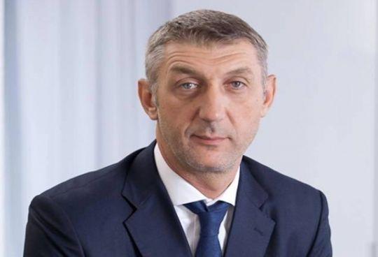 Андрій Юга згідно з партійною біографією активно брав участь у Майдані