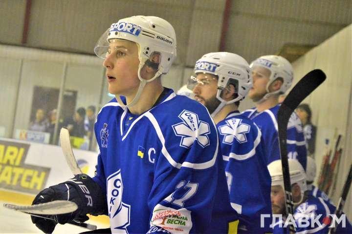 Фелікс Морозов уже закинув за «Сокіл» вісім шайб