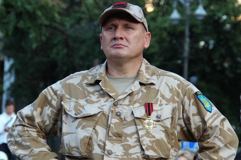 Командир батальйону ОУН Микола Коханівський