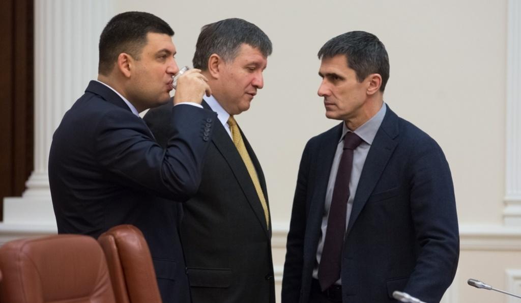 Аваков обіграв у боротьбі за крісло голови МВС майбутнього генпрокурора Віталія Ярему