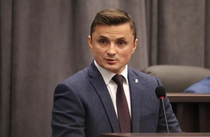 Колишній народний депутат Михайло Головко («Свобода») – голова Тернопільської облради