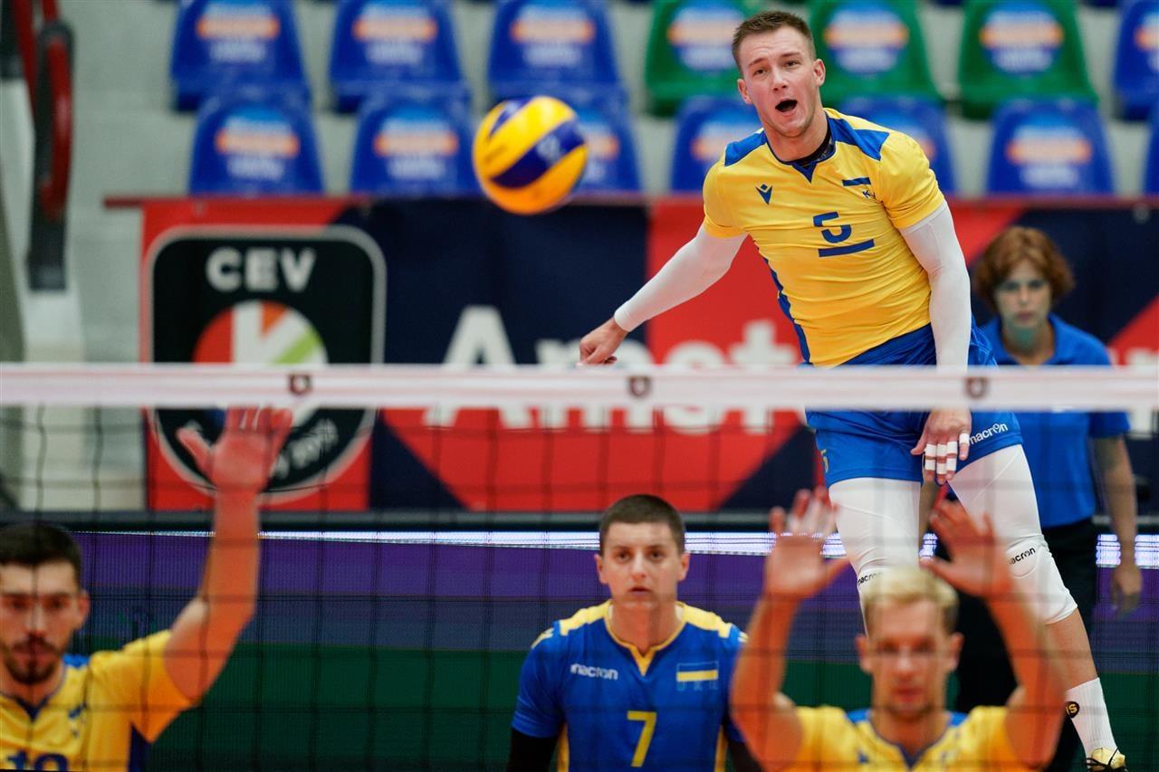 Олег Плотницький (Фото: Volleyball.ua)
