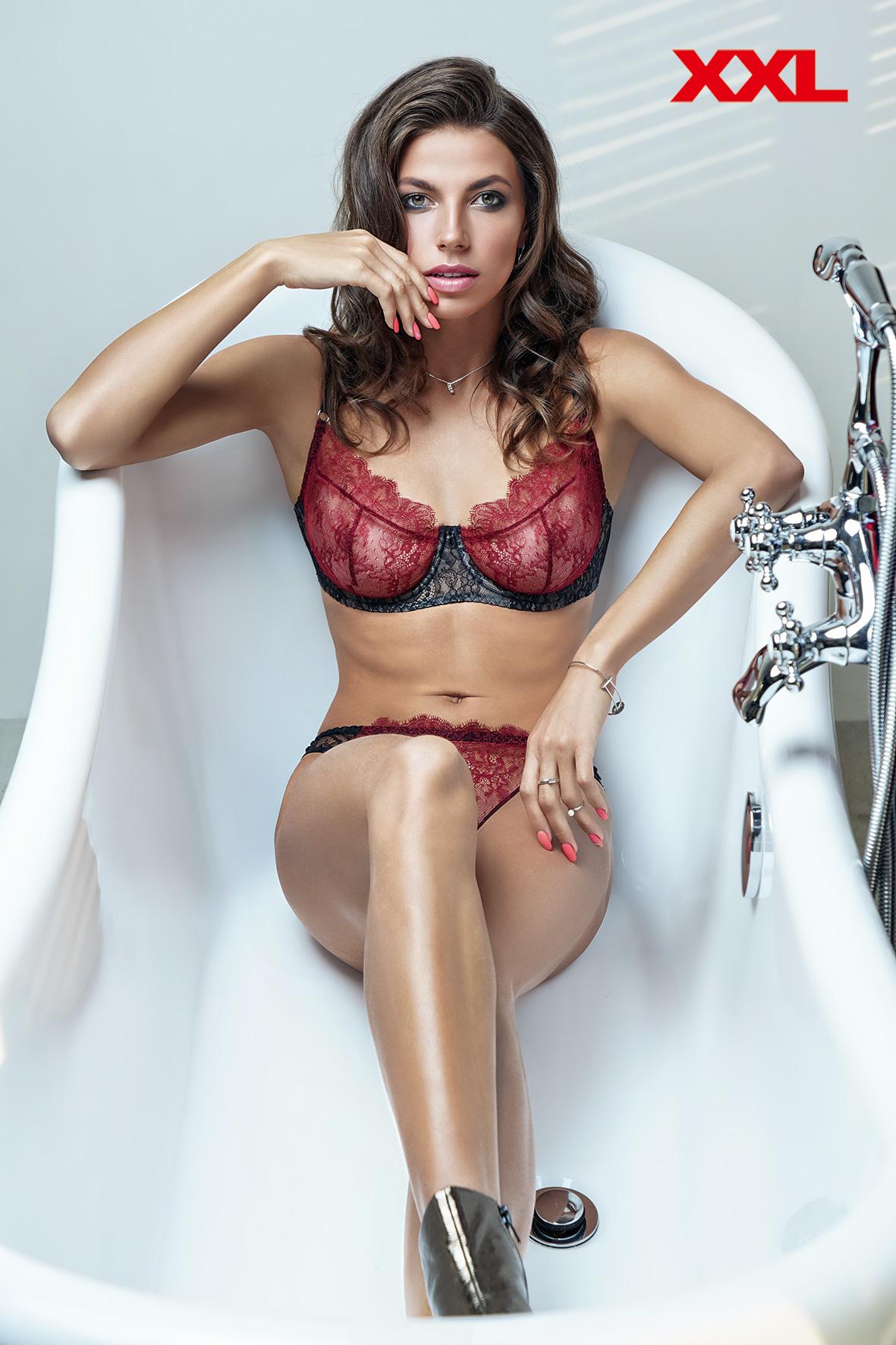 Марина Бех-Романчук на обкладинці журналу XXL